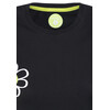 Edelrid Rope t-shirt Dames zwart